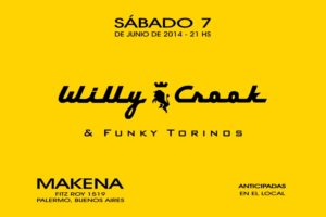 Willy Crook en Makena