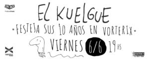 El Kuelgue en VTX