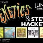 Genetics con Steve Hackett